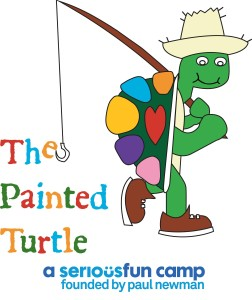 Painted Turtle Logo - Serious Fun